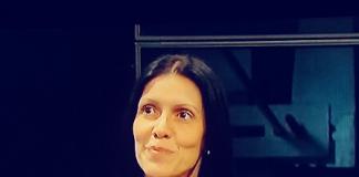 La scrittrice Monica Pelliccione
