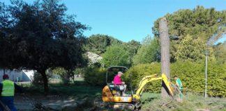 Lavoro parco Montesilvano