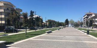 Piazza San Rocco San Giovanni Teatino