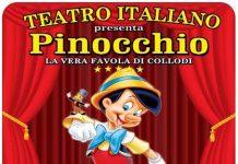 Pinocchio la locandina