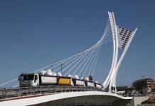 Ponte Nuovo, effettuati i collaudi