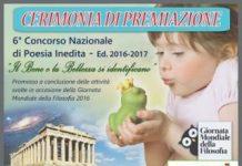 Premiazione 6° Concorso nazionale di Poesia Nuova Acropoli