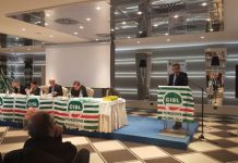 Vincenzo Traniello è stato confermato Segretario Generale della Federazione del Pubblico Impiego della CISL AbruzzoMolise