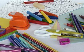 asilo matite pennarelli