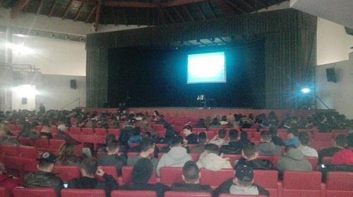 aula magna ITS Pescara