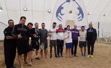 campionati regionali Beach tennis gruppo