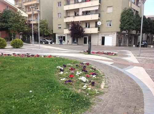 fiori Montesilvano