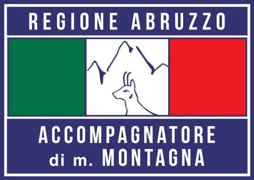 logo accompagnatore di montagna