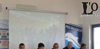 presentazione progetto pescara calcio e cina