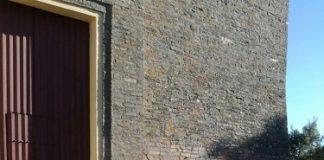 vandali a Montesilvano Colle