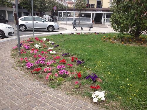 verde pubblico Montesilvano