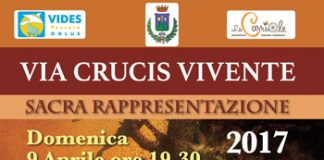 via Crucis 2017 a Montesilvano