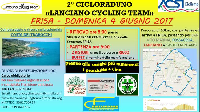 2° Cicloraduno Lanciano Cycling Team