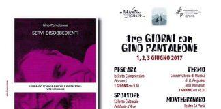 A tu per tu con Gino Pantaleone, autore moderno a favore della legalità