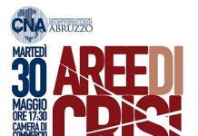Aree di crisi, 16 milioni per l'Abruzzo con i fondi Por-Fesr