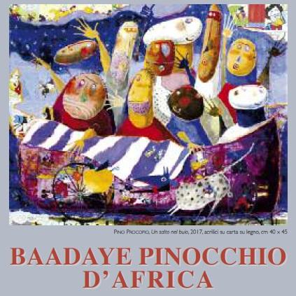 Baadaye Pinocchio d'Africa