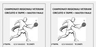Campionati regionali veterani Tortoreto