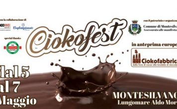 Ciokofest 2017 Montesilvano