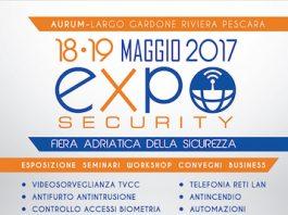 expo security fiera sicurezza a Pescara