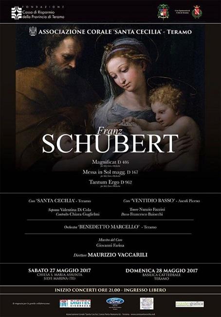 F. Schubert Magnificat D 486 Missa D 167 Tantum Ergo D 962