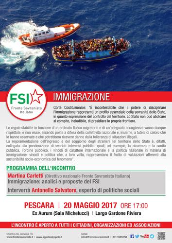 FSI immigrazione