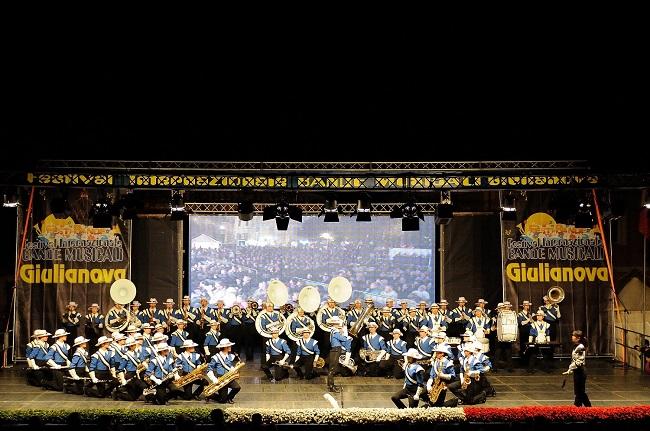Festival Internazionale delle Bande Musicali dal 31 maggio a Giulianova l'edizione 2017