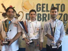 Foto Vincitori Gelato d'Abruzzo 2017