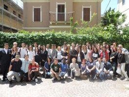 Foto di gruppo Educazione alla Legalità