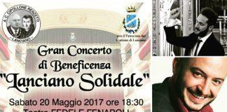 Gran concerto di Beneficenza - Lanciano Solidale