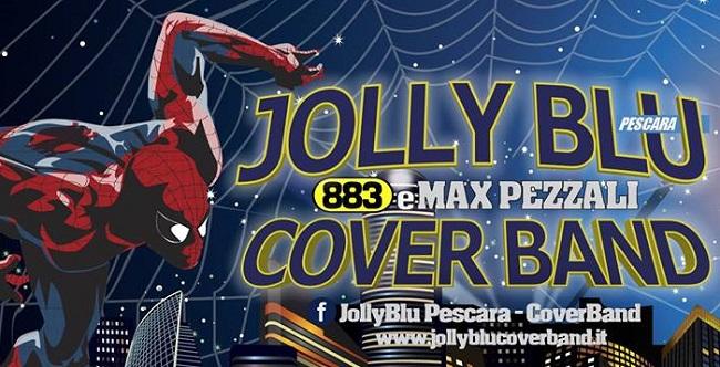 Jolly Blu in concerto - 883 e Max Pezzali cover band