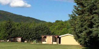 L'area del Parco Turistico Montepiano