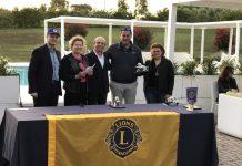 Marco Grandis al Lions Golf Trophy