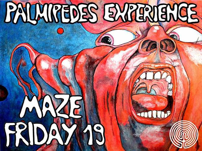 Palmipedes experience Maze 19 maggio 2017