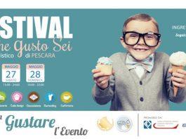 Pescara, Festival del Gelato Artigianale d'Abruzzo 2017 il programma