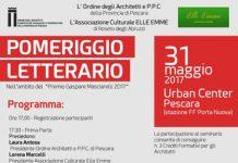 Premio di Architettura Gaspare Masciarelli 2017