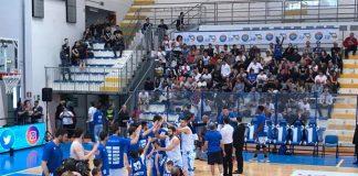 Roseto-Bologna basket