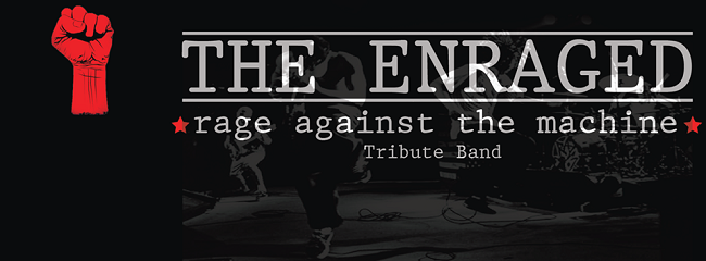 The Enraged - Race Against The Machine tribute band