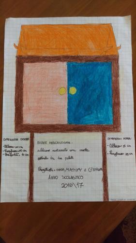 book crossing progettato dai bambini delle scuole