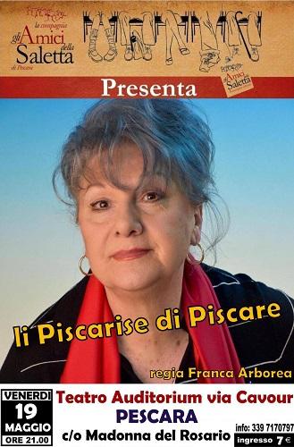 Franca Arborea - Li Piscarise di Piscare