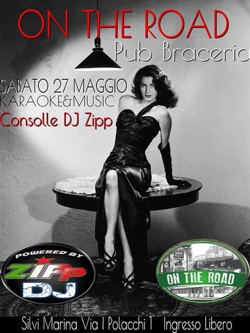 karaoke % music on the road silvi te