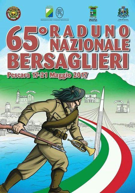 65 Raduno_Nazionale_Bersaglieri_di_Pescara_anno_2017_17-21_maggio