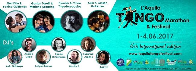 tango marathon & festival l'aquila