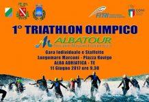 1° Triathlon Olimpico Albatour