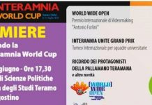 45 Interamnia Word Cup Premiere