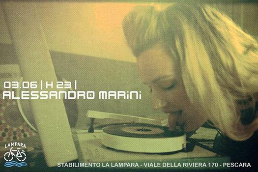 Alessandro Marini 3 giugno Lampara