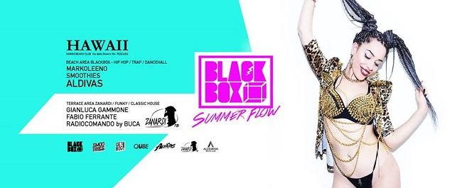 Blackbox Crew 2 giugno 2017