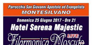 Concerto Filarmonica Moscufo a montesilvano