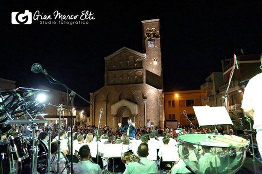 Concerto bandistico Città di San Salvo band