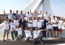 Festa di inaugurazione del Ponte Flaiano a Pescara