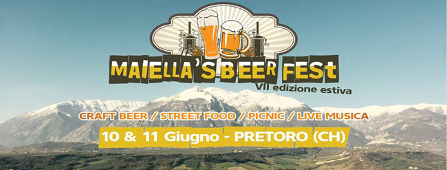 Maiella's Beer Fest 2017